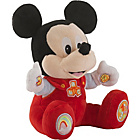 more details on Mickey Mouse Clubhouse Baby Mickey Mouse Talking Plush.