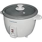 more details on Cookworks 1.5L Rice Cooker - White.
