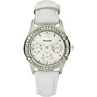 more details on Accurist Ladies' White Multi-Dial Watch.