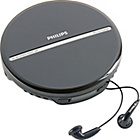 more details on Philips EXP2546/05 Personal CD Player - Black.