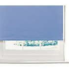 more details on ColourMatch 4ft Blackout Roller Blind - Ocean Blue.
