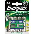 more details on Energizer 2000 mAh Rechargeable AA Batteries - 4 Pack.