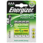 more details on Energizer 850 mAh Rechargeable AAA Batteries - 4 Pack.