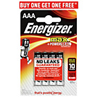 more details on Energizer Max AAA Batteries - 4 Pack.