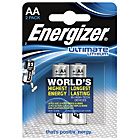 more details on Energizer Ultimate Lithium AA Batteries - 2 Pack.