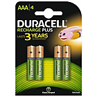 more details on Duracell Supreme Rechargeable 750 mAh AAA Batteries -4 Pack.
