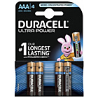 more details on Duracell Ultra Power AAA Batteries - 4 Pack.