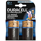 more details on Duracell Ultra Power D Alkaline Batteries - 2 Pack.