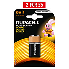 more details on Duracell Plus Power 9V Battery - 1 Pack.
