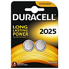 more details on Duracell Specialty 2025 Lithium Coin Batteries - Pack of 2.