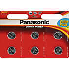more details on Panasonic 2032 Batteries - 6 Pack.