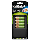 more details on Duracell 15 min AA/AAA Battery Charger with 4xAA Batteries.