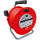 more details on Masterplug 4 Socket Cable Reel - 30m.