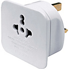 more details on Masterplug Visitor to UK Travel Adaptor.