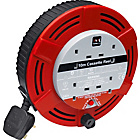 more details on Masterplug 4 Socket Cable Reel - 10m.