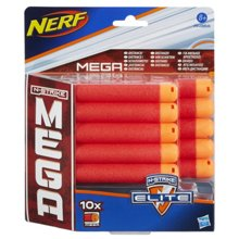 Nerf N-Strike Elite Mega Refill Pack - 10 Darts