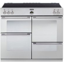 Stoves Sterling 1000Ei Induction Range Cooker-Instal/Del/Rec