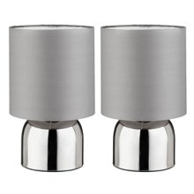 Results for grey bedside lamps