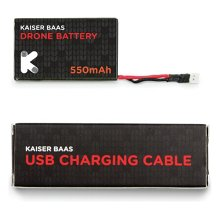 Kaiser Baas Alpha Drone 550MAH Battery