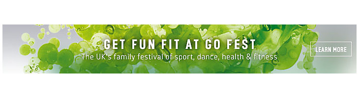 GET FUN FIT AT GO FEST