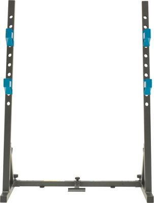 Men's Health Barbell with Fly and Squat Rack
