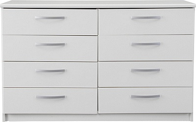 Buy Collection New Hallingford 4 4 Drawer Chest White At