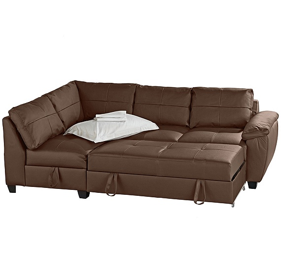 Argos grey corner sofa bed for Argos chaise sofa bed