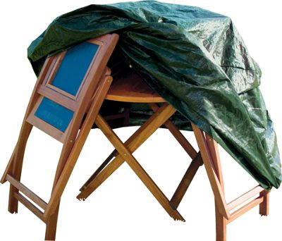 Buy HOME Round Patio Set Cover at Argos Your line Shop for Garden f