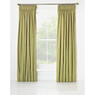 Heart of House Moreton Twill Lined Pencil Pleat Curtains