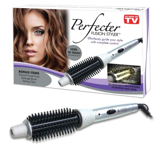 argos hair styling products buy perfecter fusion ceramic hair styler silver at argos 4031 | 4111988 R Z002A?fmt=pjpg&wid=570&hei=513