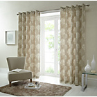 Fusion Woodland Trees Curtains - 117x182cm - Natural