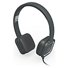 Ministry of Sound Audio On Ear Headphones - Charcoal/Grey