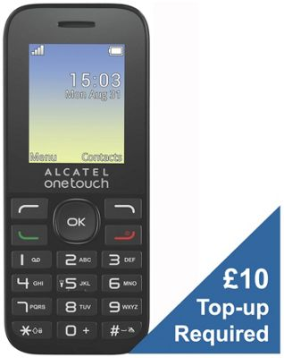 asked argos mobile phones pay as you go 3g that can