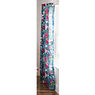 Catherine Lansfield Floral Garden Lined Curtains - 168x183cm