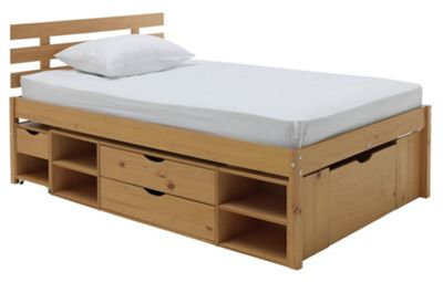 bed frames with storage buy collection ultimate storage ii small bed frame 14150