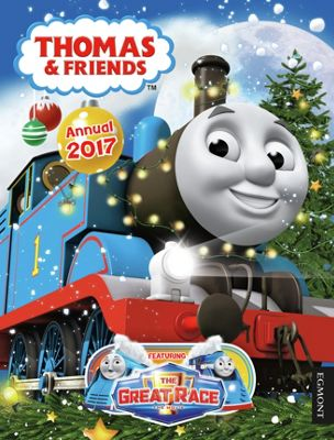 Thomas and Friends 2017 Annual