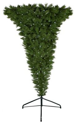 Upside down Christmas tree from Argos