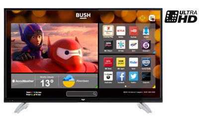 Bush 49 inch 4K Ultra HD Smart TV