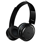 Panasonic RPBTD5EK Wireless On-Ear Headphones - Black