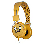 Adventure Time Jake the Dog Kids On-Ear Headphones - Brown