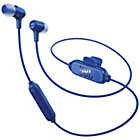 JBL E25BT In-Ear Wireless Headphones - Blue