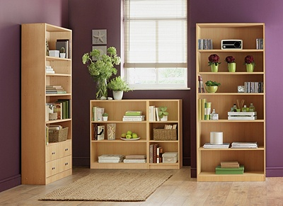 buy home maine and wide bookcase beech