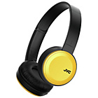JVC HA-S30 Wireless Bluetooth Headphones - Yellow