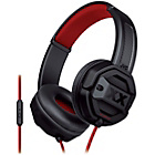 JVC Xtreme Xplosives HA-SR50X Over-Ear Headphones - Black