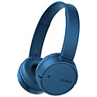 Sony MDRZX220BTH CE7 Wireless On-Ear Headphones - Blue