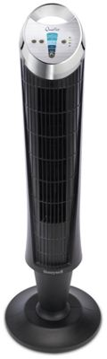 Honeywell Quiet Set Tower Fan with Remote Control