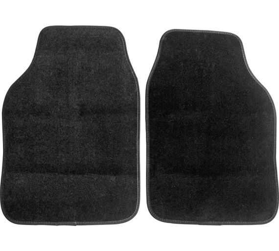 Buy Universal Carpet Car Mat Pair