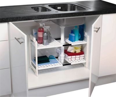 online shopping for kitchen storage buy addis sink storage unit white at argos co uk 7180