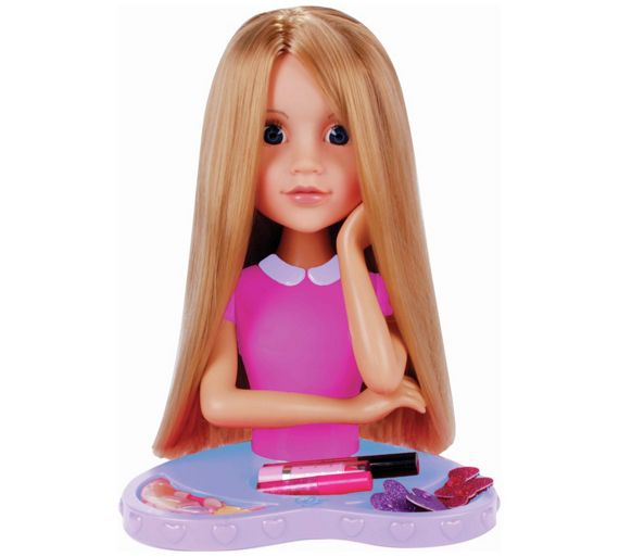 hair styling head doll buy chad valley designafriend styling doll at argos 6308 | 9059193 R Z001A?fmt=pjpg&wid=570&hei=513